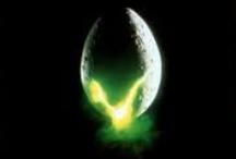 Alien / by Michael Edmonds