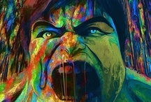 Incredible Hulk / by Michael Edmonds