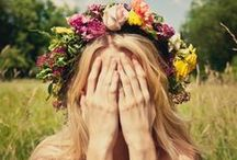 Spring Stylings / Spring is full of colour and beautiful blossoms. Its the time for fashion shows and racing carnivals!