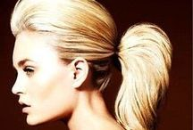 Ponytails / Simple and sassy