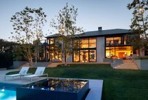 Contemporary Home / This exclusive west coast home features a variety of innovative design elements.