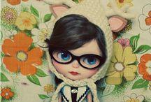 Blythe Dolls / by Stephanie Majeau