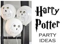 Party-Harry Potter / by Chey Chey