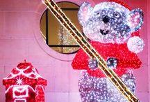 Noël à Puteaux / Chaque année la Ville de Puteaux offre à ses habitants un spectacle féerique.
