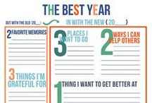 Resolutions + Intentions