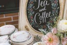 Bridal Shower / Inspiration for Bridal Shower Tea Party