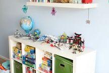 Ordnungsliebe - Kinderzimmer