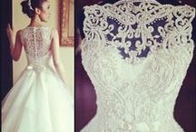 WEDDING: BRIDE DRESS / by Alika Faythe Despres Photography