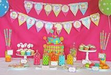 Party Ideas and Supplies / by Michele Watson