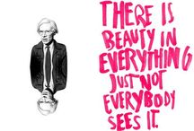 Andy Warhol / by Alika Faythe Despres Photography