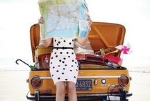 Places I'd Like to Go/Travel Tips / by Devyn Jade Smart