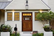 exterior / by Erin Souder    | Earnest Home Co