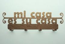 mi casa  / by Kristel Marley
