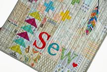 Quilting Arts / Quilt inspiration / by Opal Creek Studio
