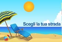 Social network / Immagini dai profili ufficiali di Poste Italiane
