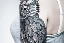 Tattoo / by Marie Axelle