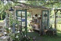 Outdoor living spaces / Outdoor living spaces  / by Susan Marie