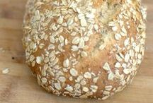 Bread & Buns / Exciting recipes for homemade bread and buns, biscuits...