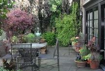 patio / by Erin Souder    | Earnest Home Co