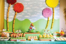 Party: Lorax Party / Inspiration for Rylans 1st Birthday Party. / by Alika Faythe Despres Photography
