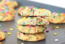 Gluten free / Delicious gluten free food - sweet and savory - all without gluten