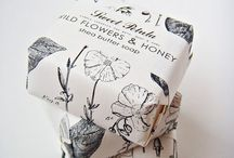 Packaging / Giftwrap, envelopes, product labeling... / by Heart in Hand Ltd, Studio of Sherri Buck Baldwin