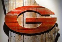 Georgia Bulldogs / Georgia Dawgs forever and alwaysn / by Callie :)