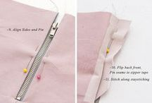 Dressmaking Techniques & Ideas / by avidfinder forever