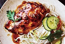 Yummeh Chicken Recipes / by Tanya N.
