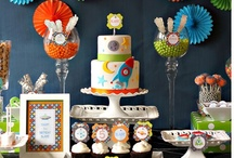 Space Birthday / Ideas for a Toy Space themed birthday party