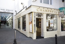 Champneys Day Spas / Luxury treatment rooms for pampering therapies and those everyday must-haves such as manicures, pedicures and St Tropez tanning treatments. Stock up on Champneys Spa Collection, for those little spa luxuries at home.