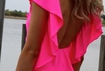 Pretty in Pink / by Elizabeth Coe