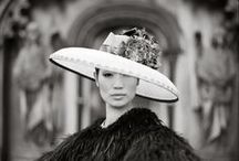 Beautiful hat images  / Vintage hats  / by Monique Lee Millinery for Conceptual & Couture Hats