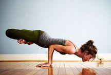 Yoga Poses / Inspiration for yoga poses