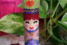 My beadwork / by avidfinder forever