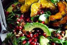 Food - Salads, Sandwiches & Dips