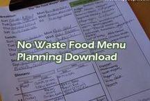 Food - Menu Planning