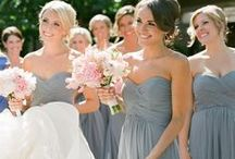 Weddings // Shades of Grey / Styling, accessories and inspiration for a gorgeously grey wedding.