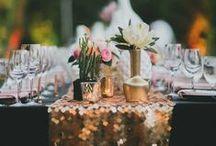 P A R T Y | G O L D / Gold Theme - Party and Wedding Decor