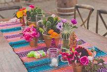 P A R T Y | M E X I C A N / Mexican Theme - Party and Wedding Decor