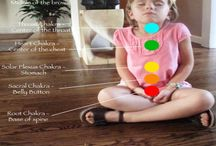 Chakras / Learn how to balance your chakra energy centres