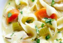 food / soups & stews / by Melinda