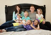 Family Ties / by Valiant Briggs