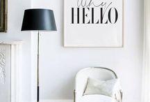 decor me pretty / the interior decorator in me...