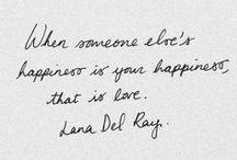 Lyrics/Quotes / by Kyra Wallace