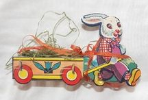 Vintage Easter / Vintage Easter- one of my favorite categories to collect!