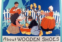 Dutch Kitsch / Adorable Dutch-inspired graphics and items from the 30s, 40s, and 50s.