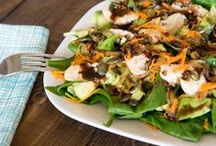 Salads / by STAR Fine Foods