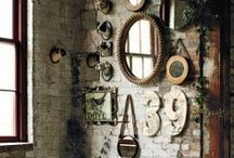 Inspiring Interiors / well decorated studios, homes, and other fascinating spaces