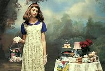 Alice In Wonderland / a rabbit hole's worth of illustration and artwork relating to the classic children's tale